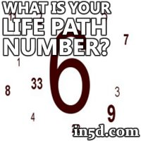 What is Your Life Path Number? | in5d.com | Esoteric, Spiritual and Metaphysical Database