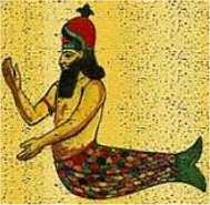 Equivalent to Oannes in the religion of the Philistines at Philistia (in what is now Israel) was a human-bodied, fish-tailed deity called Dagon. Further to the west, Pharos in northern Egypt was said to be the home of 'the Old Man of the Sea' ­ a shape-shifting amphibious deity known as Proteus, son of Oceanus and renowned among the ancient Greeks as an oracle.