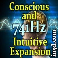 1 Hour 741Hz Conscious and Intuitive Expansion Meditation | in5d.com | Esoteric, Spiritual and Metaphysical Database