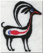 Deer Native American Animal Symbol