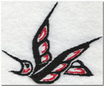 Woodpecker Native American Animal Symbol