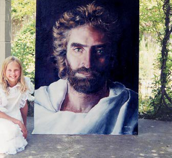 Prince of Peace by Akiane Kramarik (Age 8)