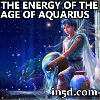 The Energy of the Age of Aquarius