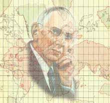 Top Edgar Cayce Predictions - Edgar cayce map of us
