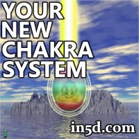 Your New Chakra System | in5d.com | Esoteric, Spiritual and Metaphysical Database