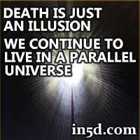 Death Is Just An Illusion: We Continue To Live In A Parallel Universe