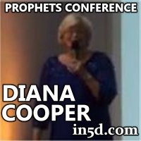 The Prophets Conference, Glastonbury 2011 '2013: DAY ONE' - Diana Cooper  | in5d.com |