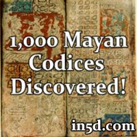 Over 1,000 Mayan Codices Discovered in Museum Basement – Mayan Prophecy to be Fulfilled on December 21, 2012 | in5d.com |