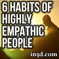 Six Habits of Highly Empathic People