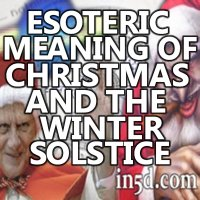 The Esoteric Meaning of Christmas and the Winter Solstice