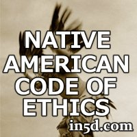 Native American Code of Ethics