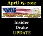 Insider Drake Update: Freedom Reigns April 15, 2012 | in5d.com