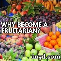 Fruitarian Documentary - Pure Fruit | www.in5d.com
