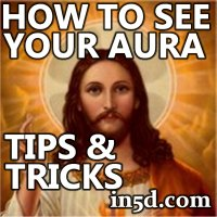 5D Earth, 'How can I see my aura?' , 'Are there any tips or tricks in seeing auras?' , 'What color is MY aura?' , 'How long does it take to see an aura?' aura, auras, tips, tricks, mu aura, how, how can, how do, how long, what color, seeing auras, see, Magic Eye Method, Magic Eye, Method