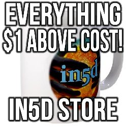 Official in5d Store - EVERYTHING $1 Above Cost!
