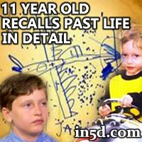 11 Year Old Recalls Past Life In Detail