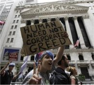 #OccupyWallStreet - 'The Marines are Coming to Wall Street to PROTECT the Protestors'