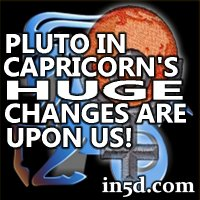 Pluto In Capricorn's Huge Changes Are Upon Us!