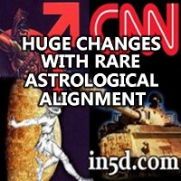 Expect HUGE Changes With Upcoming Rare Astrological Alignment! | in5d.com
