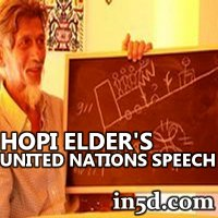 Hopi Elder's United Nations  Speech October 10, 2011