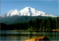 1. Root chakra: Mt. Shasta, California, United States.