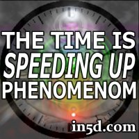 The Time is Speeding Up Phenomenon is Preparing You for 5D