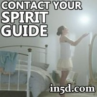 Meditation for Contacting Your Spirit Guide | in5d.com | Esoteric ...
